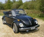 Betty the Cabriolet-Submitted by Lyndon Atkinson