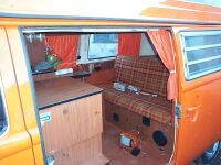 A very orange Westy submitted by Sam