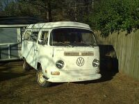 Westy Submitted by Steve Reid from NC, USA